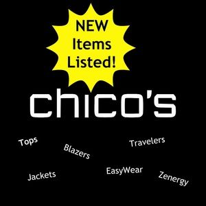 New Chico's Items Listed!